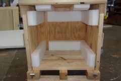 Crate with Foam