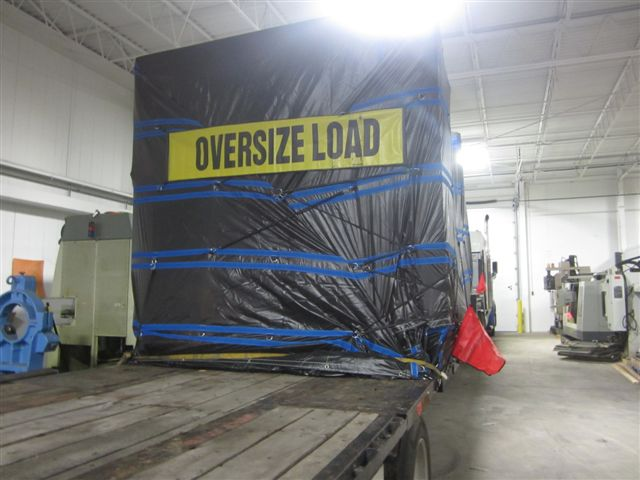 Over Sized Load
