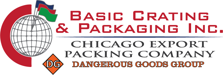 Basic Crating & Packaging Inc. Logo
