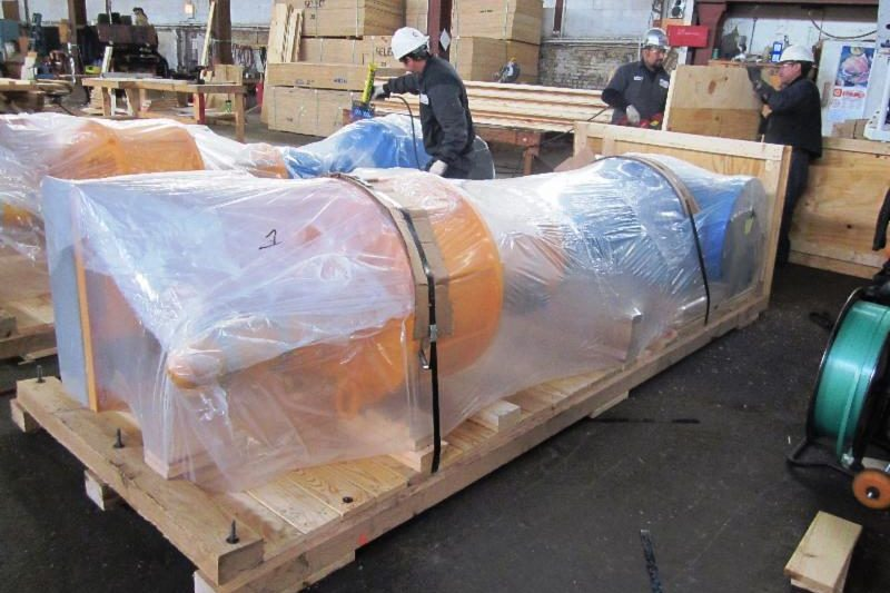 Packaging & Preservation