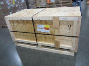 Solid Export Crate