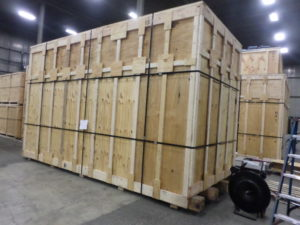 Breakbulk Crate - Ocean Export