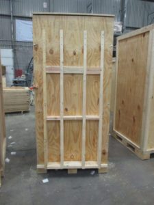 Custom Trade Show Crate with Ramp