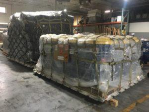dg air shipment