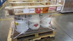 overpack dg shipment