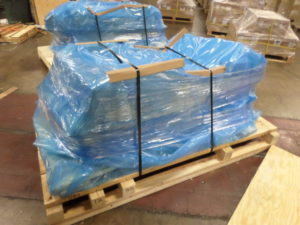Export Skid with VCI Packaging - Machinery