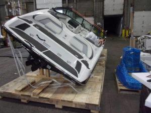 Custom Export Skid - Vehicle